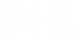 Digital Raffish White Logo