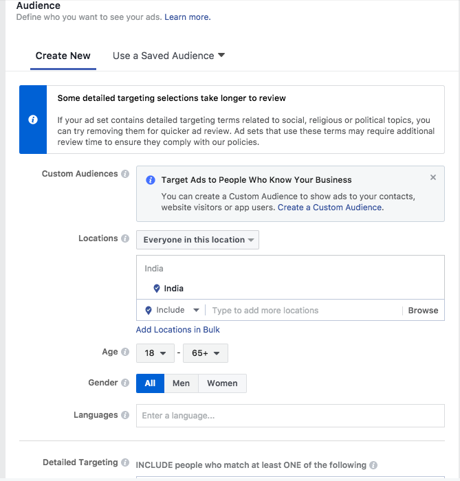 how to get started with facebook advertising - digital raffish