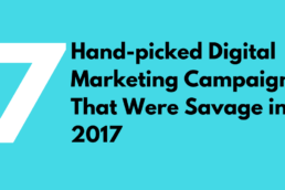 Hand Picked Digital Marketing Campaign